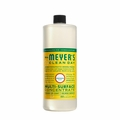 Mrs. Meyer's Multi Surface Concentrate - Honeysuckle - 32 fl oz - Case of 6
