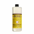 Mrs. Meyer's Multi Surface Concentrate - Sunflower - 32 fl oz - Case of 6