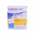 Natracare Natural Ultra Pads Organic Cotton Cover - Super - 12 Pack