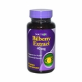 Natrol Bilberry Extract - 40 mg - 60 Capsules