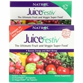 Natrol JuiceFestiv and VeggieFestiv - Buy One Get One Free - 2 ct - 60 Caps