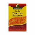 Nature's Answer Daily Digestive Enzymes - 60 Vegetarian capsules