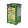 Nature's Secret 13 Powerful Food Digestion Enzymes - 60 Softgels