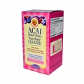 Nature's Secret ACAI Power Berry Pure-Body Cleanse - 56 Tablets