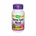 Nature's Way Horny Goat Weed Standardized - 60 Capsules