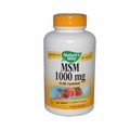 Nature's Way MSM - 1000 mg - 200 Tablets
