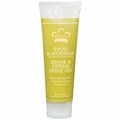 Nubian Heritage Shine Gel - Repair and Extend Extra Virgin Olive Oil and Moringa - 8 oz