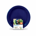 Preserve Large Reusable Plates - Midnight Blue - 8 Pack - 10.5 in