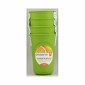 Preserve Reusable Cups Apple Green - 16 oz - Case of 8 Packs of 4