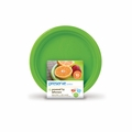 Preserve Small Reusable Plates - Apple Green - 10 Pack - 7 in