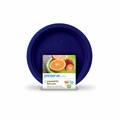 Preserve Small Reusable Plates - Midnight Blue - 10 Pack - 7 in