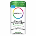 Rainbow Light Advanced Enzyme System - 90 Vegetarian Capsules - 1 Case