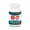 RU-21 Alcohol Metabolism Supplement - 120 Tablets
