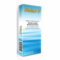 S&J Nature Products Relax V - Sudden Anxiety and Momentary Stress - 20 Tablets