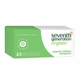 Seventh Generation Tampons - Organic Cotton - Applicator - Super - 16 Count