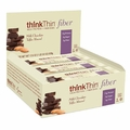 Think Products Bars - thinkThin Milk Chocolate Toffee Almond Protein plus Fiber - 1.76 oz - Case of 10