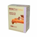 Think Products thinkThin Bites Chocolate Toffee Nut - 4.4 oz Each / Pack of 5 - Case of 6