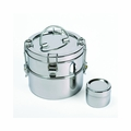 To-Go Ware 2 Tier Stainless Steel Lunchbox
