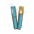 To-Go Ware Bamboo Utensil Set - Agave - 4 Piece
