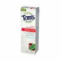 Tom's of Maine Sensitive Toothpaste Wintermint - 4 oz - Case of 6