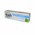 Tom's of Maine Simply White Toothpaste Clean Mint - 4.7 oz - Case of 6