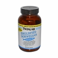 Twinlab Emulsified Norwegian Cod Liver Oil - 100 Softgels