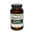 Twinlab MaxLIFE Glucosamine and Chondroitin Sulfate - 120 Tablets