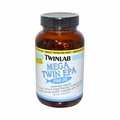Twinlab Mega Twin EPA Fish Oil - 60 Softgels