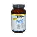 Twinlab Omega-3 Fish Oil - 1000 mg - 100 Softgels