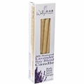 Wally's Ear Candles Lavender Paraffin Family Pack - 12 Candles
