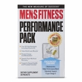 Windmill Health Products Performance Pack - Mens Fitness - 30 Count
