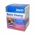 Zand Quick Cleanse Program - 246 Capsules
