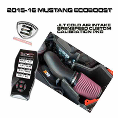 2015-16 Mustang Eco Boost JLT Plastic Cold Air Intake Custom Tuner Package