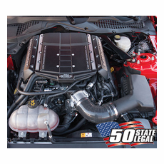 2015-16 Mustang GT Edelbrock E-Force Stage 1 Complete Street Supercharger Kit with Tuner