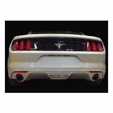 2015 Mustang 3.7L and 2.3L Ecoboost ROUSH Exhaust Kit - Round Tip 421837