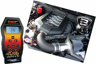 Intake & Tuner Package