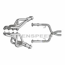 "Pypes Mustang 1 5/8"" Stainless Steel Long Tube Headers & X (05-10)"