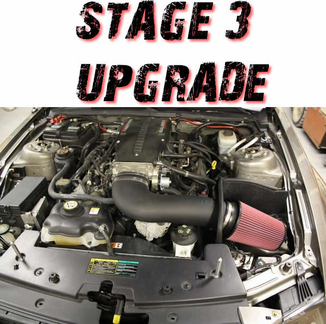 Saleen Performance Upgrade Packages