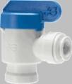 "1/4"" Tube by 1/4"" Female NPT Thread Ball Valve"