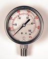 "2 1/2"" Liquid Filled Premium 316 SS Gauge 0-100 psi"
