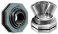 "Hayward 1"" Threaded Self-Aligning Bulkhead Fittings"