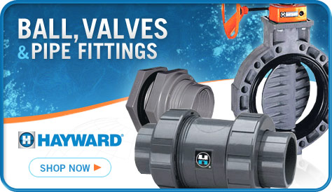 Ball, Valve and Pipe Fittings