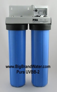 PURA UVBB-2 120v Sediment/UV Disinfection System