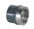 Transition Female Adaptor-SxBxFPT w/Metal Threaded Insert 1inch