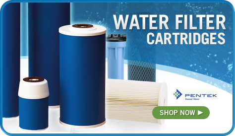 Pentek Water Filter Cartridges