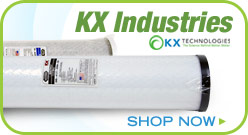 KX Industries Replacement Filters