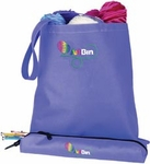 ArtBin Needle Arts Tote with Accessory Pouch - Periwinkle