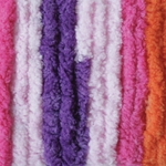 Bernat Blanket Yarn 5.3oz  - Jump Rope Variegated