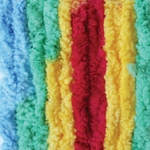 Bernat Blanket Yarn 5.3oz  - Rainbow Shine Variegated