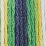Bernat Handicrafter Cotton Yarn Ombres & Prints 340 Grams - Aquarius
